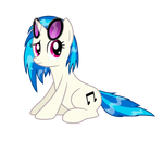 Vinyl Scratch - In The Rain
