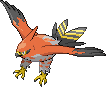 Talonflame Sprite
