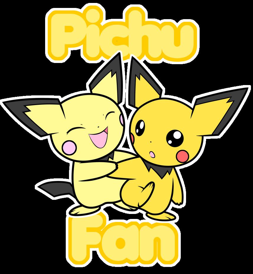 Pichu Fan Shirt by Natsu714