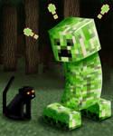 Fandom Day 27 Minecraft by PiffCreations