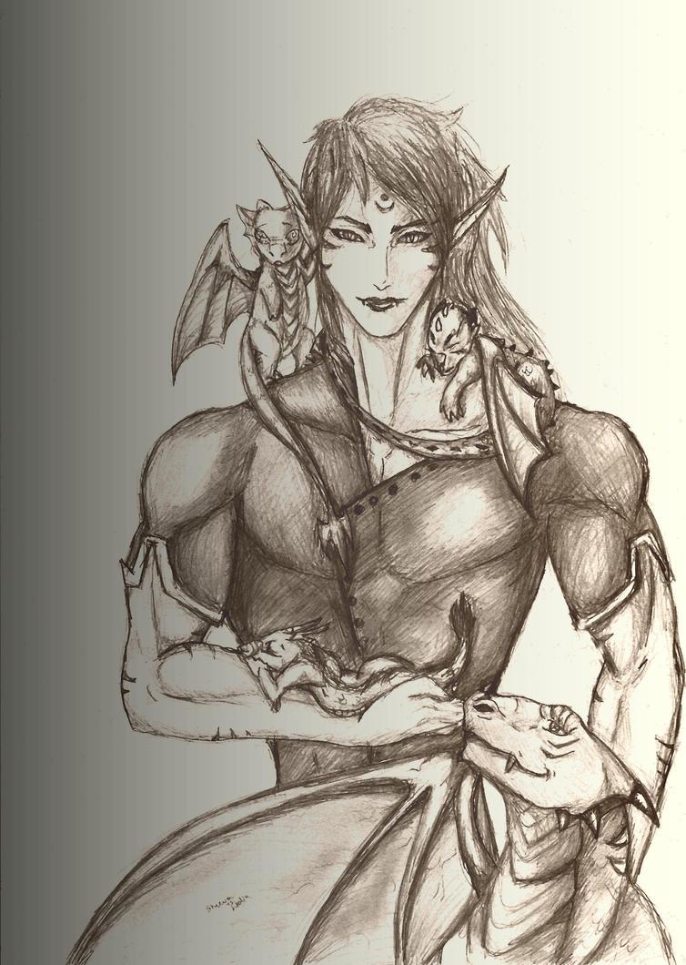 Lantash and his dragons sub by sheewa-kyneth