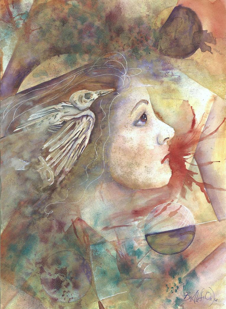 In the Company of Birds by VanadiumTaintedBeryl
