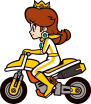 Daisy Stamp MK8DX by NissanGTRNismo