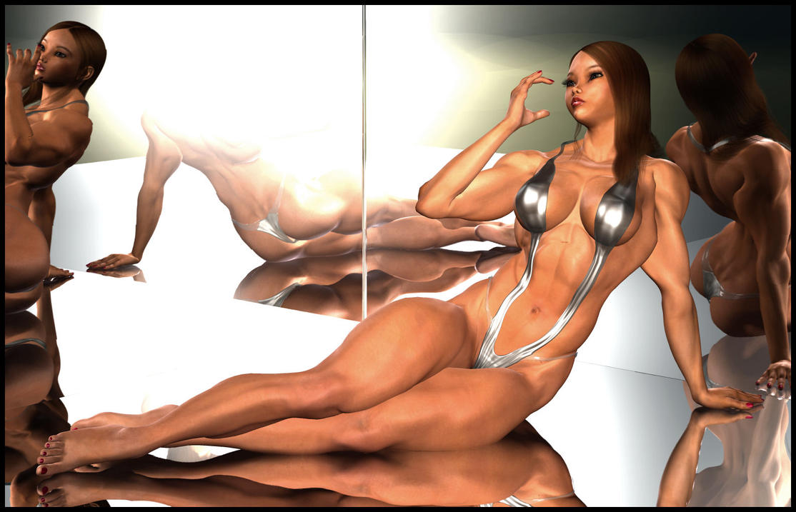 Muscle women 3d video xxx galleries