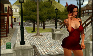 Exotica Jonez Around Da Town