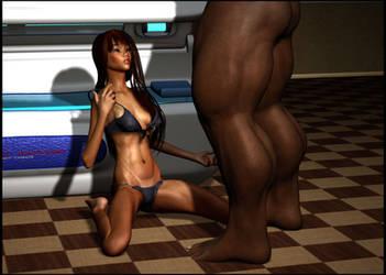 She Wants It...Now by almeidap