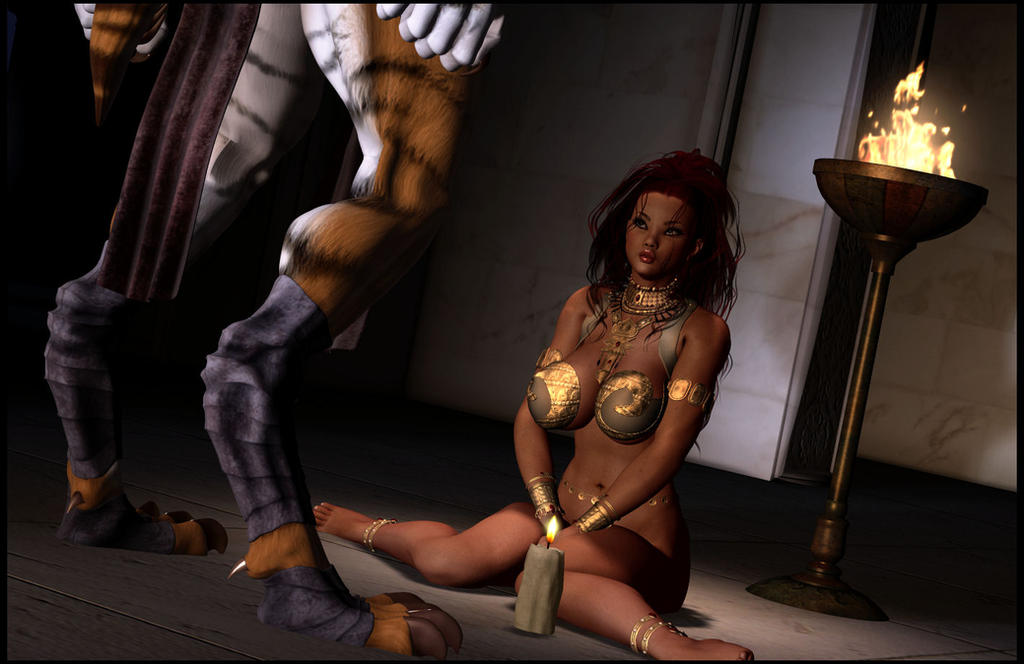 Alien slave part 5 and mistress domination 2