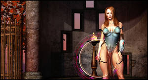 Fantasy Xien by almeidap