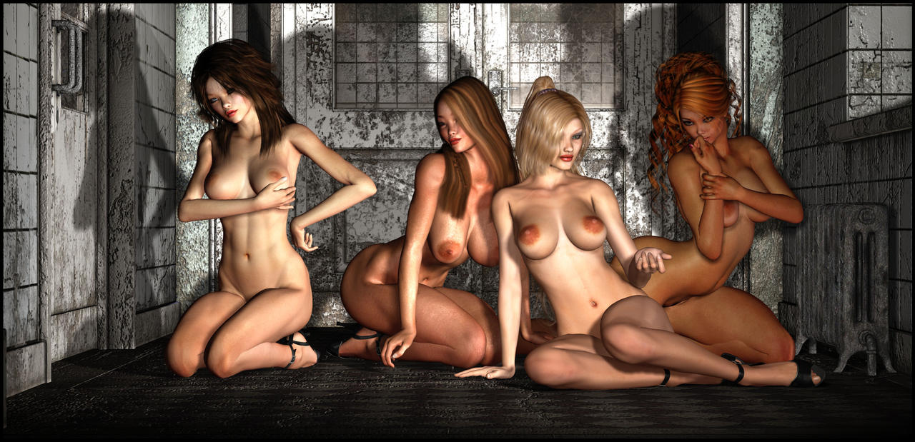 Girls Without Clothes by *almeidap on deviantART