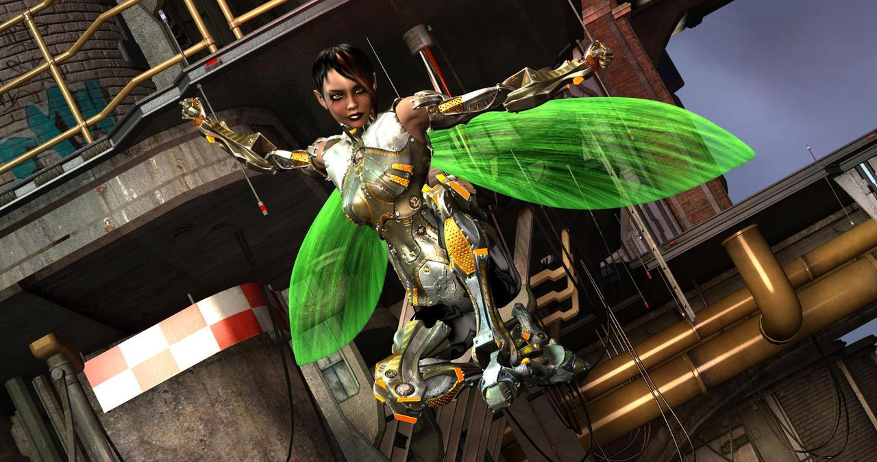 Dragonfly : POV 1 by almeidap