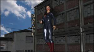 Superwoman by almeidap