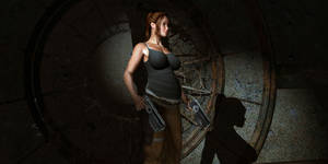 Lara Croft :  Womb Raided
