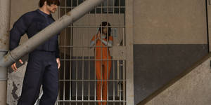 Prisoner 1 of 4 by almeidap