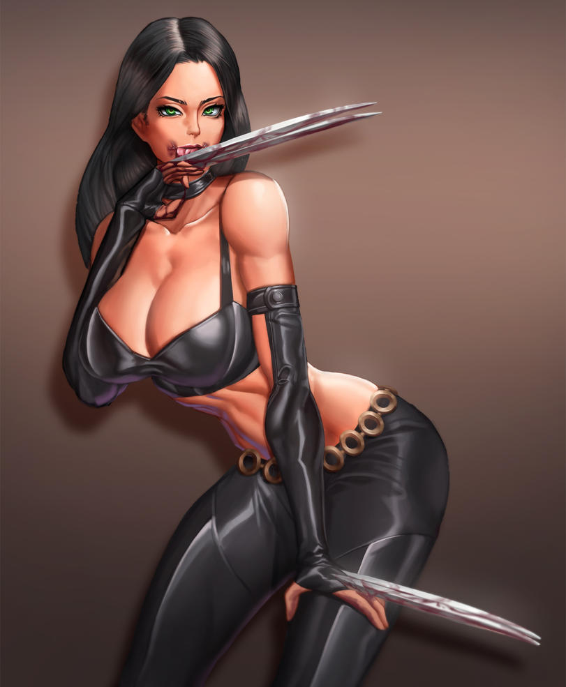 X-23 by boom19940803