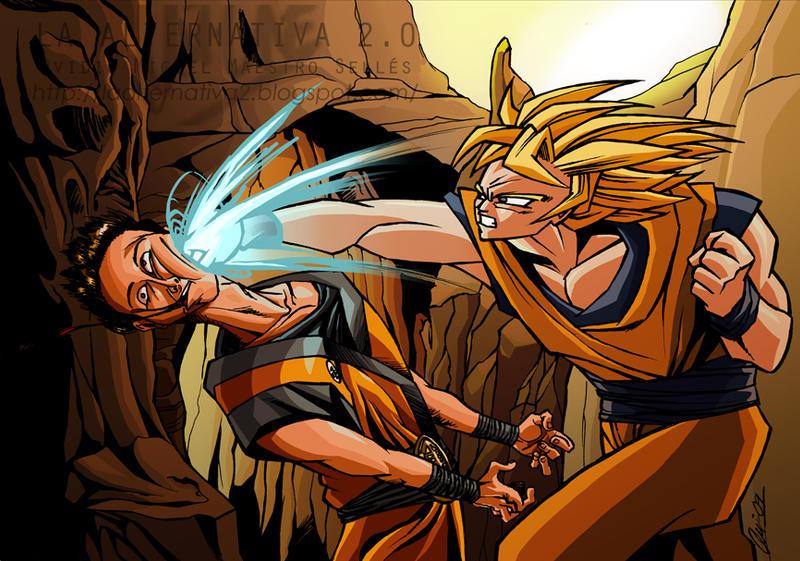 Goku Ssj4 Vs Goku Ssjd Quién Gana En Una Pelea Mi: ¿Quien? Goku.
