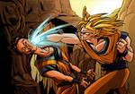 Goku VS Goku