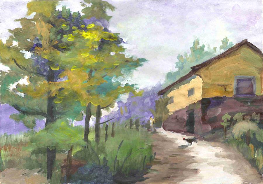 Rural area... 2 by GrainWaves
