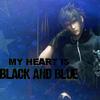 noctis heartblackblue by warangel509