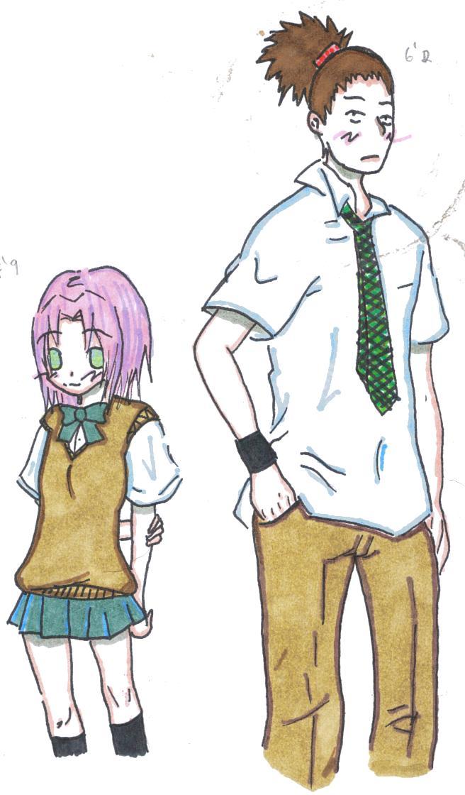 school time....again by sakunara