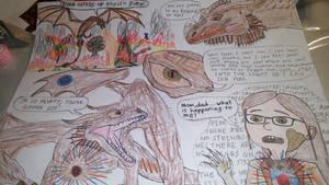 Margo the Egyptian Dragon