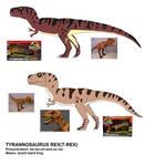 Dino Valley: Tyrannosaurus Rex