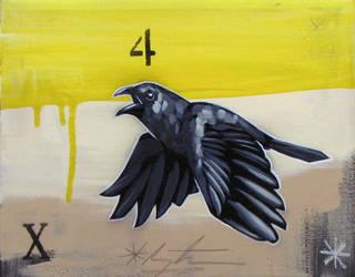 Crow #2 by TetraModal