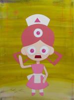 Nurse Joy by TetraModal