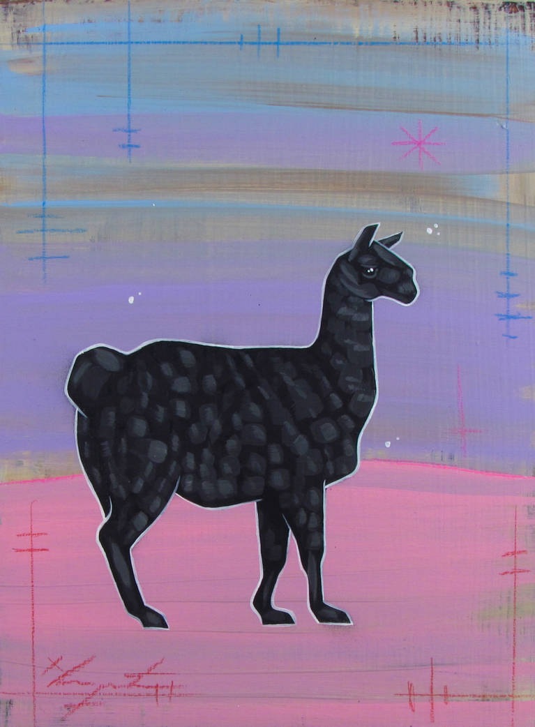 Llama by TetraModal