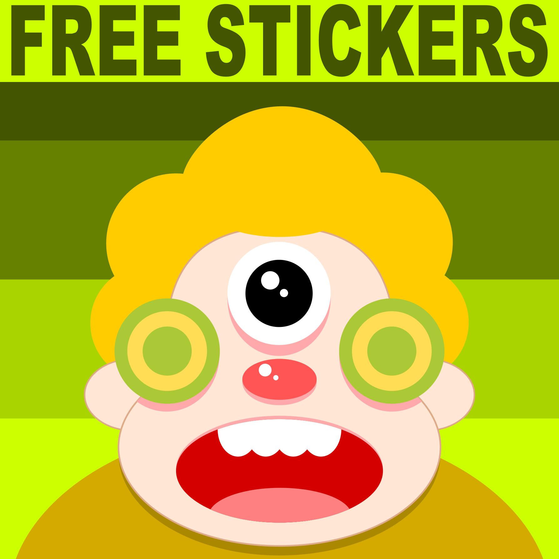 Free Stickers by TetraModal on DeviantArt