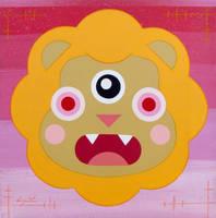 Hypno Lion by TetraModal