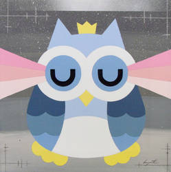 Royal Owl by TetraModal