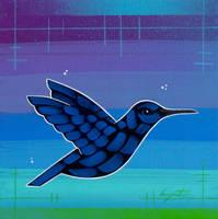 Hummingbird by TetraModal
