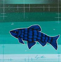 Blue Fish by TetraModal