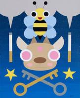 Bees And Keys by TetraModal