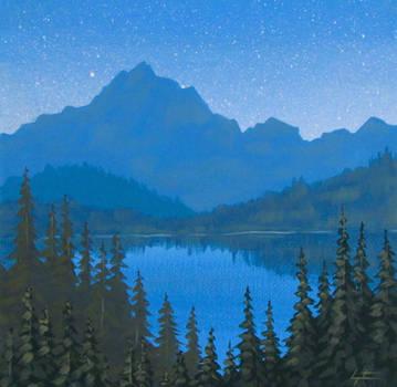Summer Lake by TetraModal