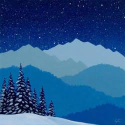 Winter Night by TetraModal