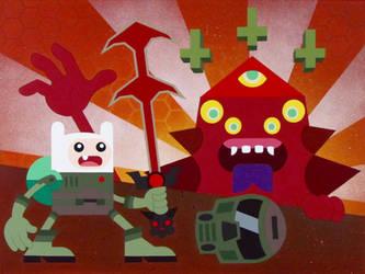 Finn's Doom by TetraModal
