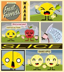 Fruit Friends #1 by TetraModal