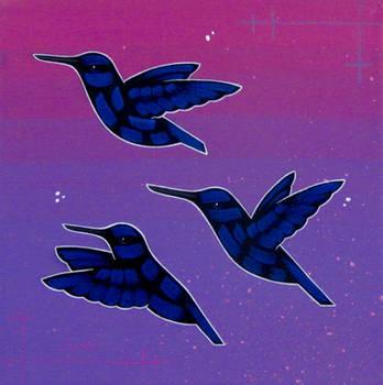 Three Little Birds by TetraModal