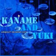 icon  kaname and yuki by YukiGiou21