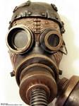 Steam Punk Steam Mask