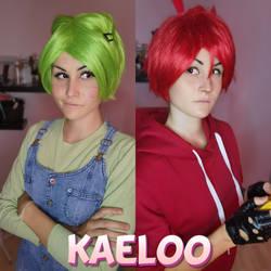 Kaeloo cosplay