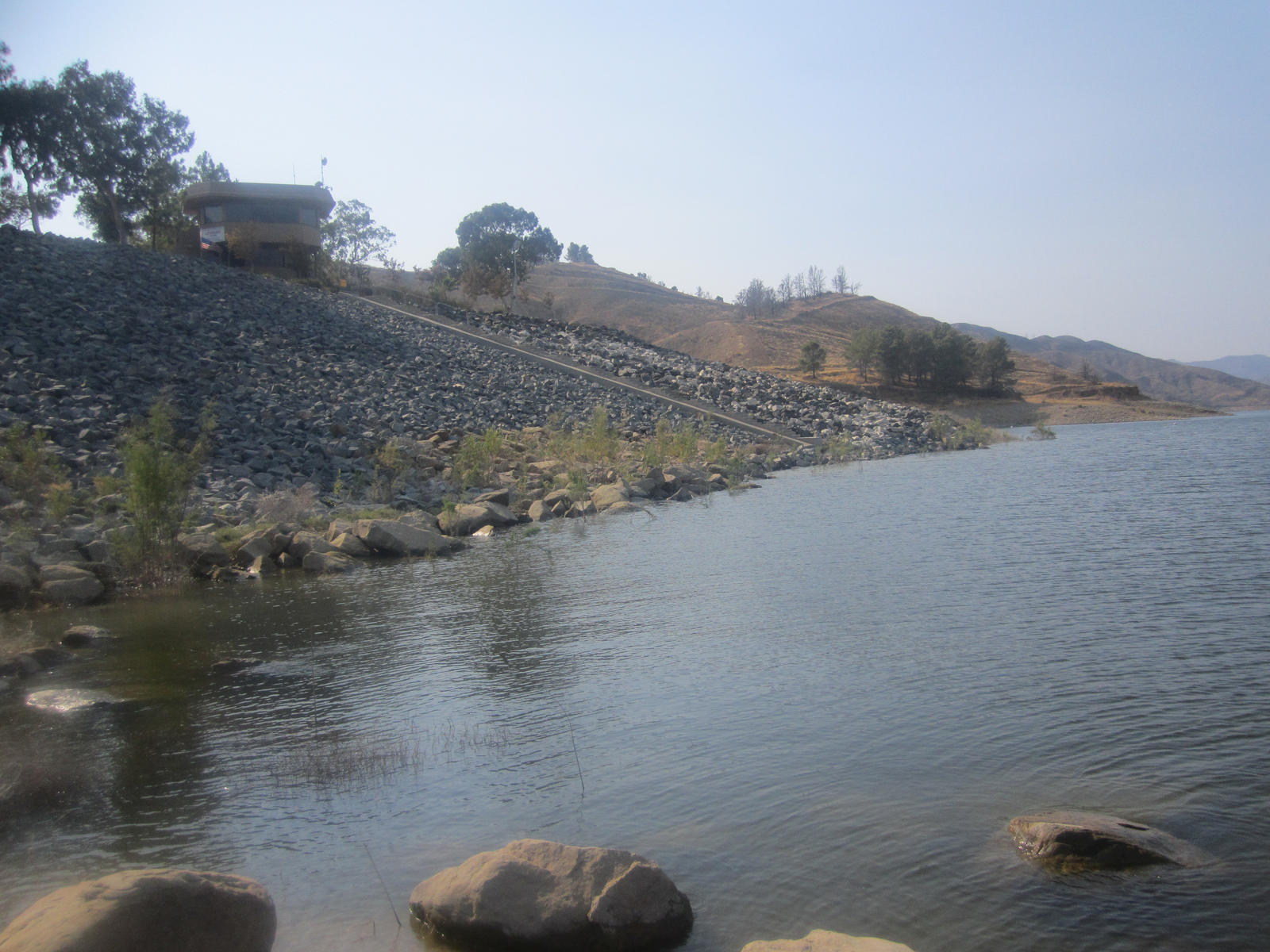 Castaic lake ca water levels rising by jdogg661 on deviantart for Castaic lake fishing
