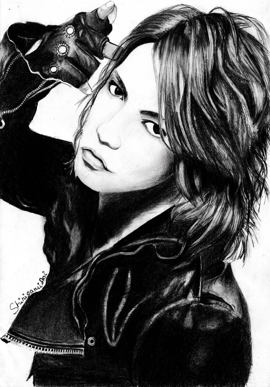 Hyde from L'Arc en Ciel by ShinigamiDesu
