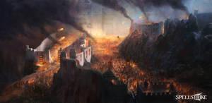 Rakheed Mountain's Solemn Gate