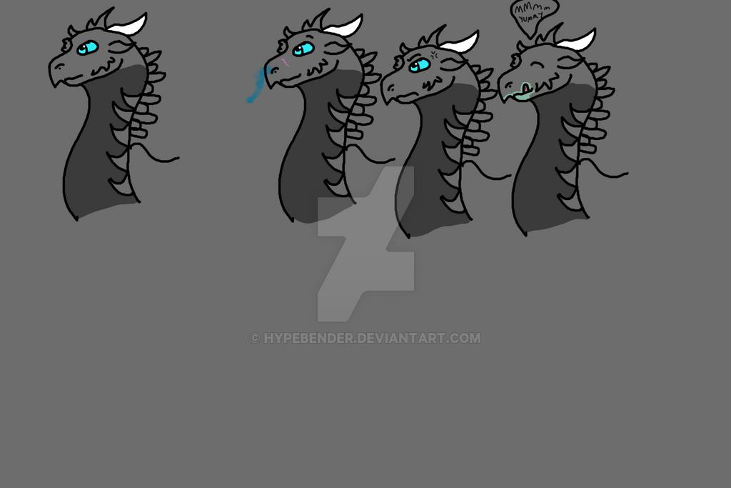 Zoralth stickers by hypebender