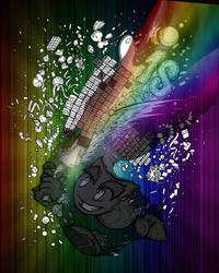 double rainbow deluxe by hypebender