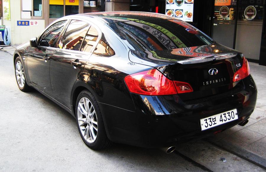 infiniti g37 black. infiniti g37 black sedan by infinitiplz c
