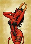 Devilish Swimwear