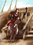 Pirate Centaur